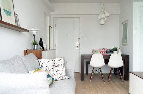 10个小户型空间选择家具的要点 舒适环境尽在掌握